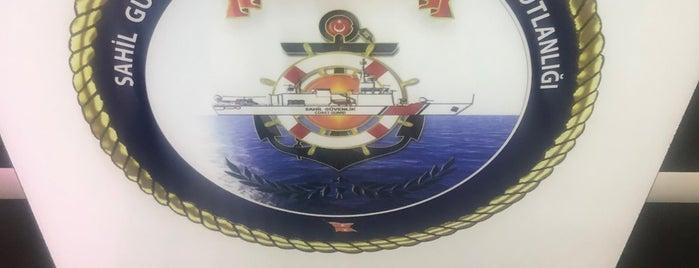 Sahil Güvenlik Ege Deniz Bölge Komutanlığı is one of ;).