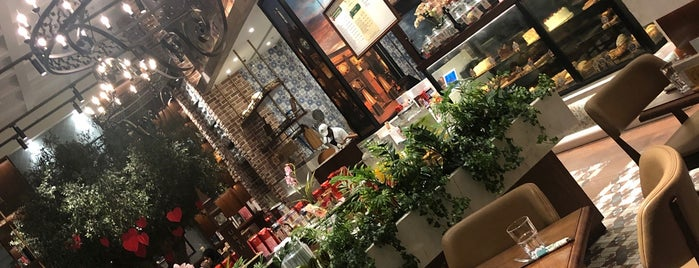 Urth Caffe is one of Dubai.