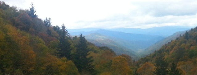 Great Smokey Mountains is one of Roadtrip.