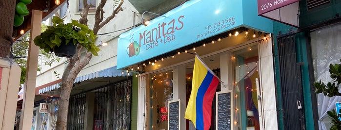 Manitas Cafe & Deli is one of SF Midweek Breakfast.