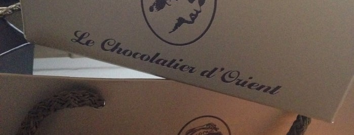 Le Chocolatier d'Orient is one of Posti salvati di Brs.