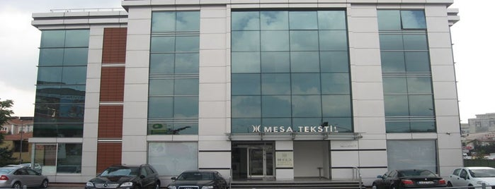 Mesa Plaza is one of Karagöz Kuyumculuk.