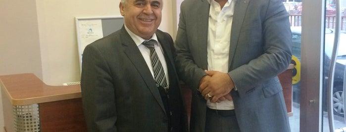 Ömür Emlak is one of Karagöz Kuyumculuk.
