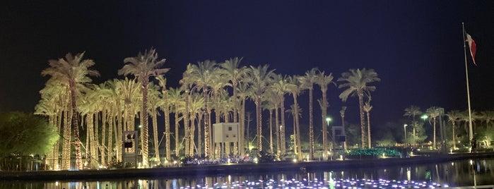Kuwait Opera House is one of Orte, die Hisham gefallen.