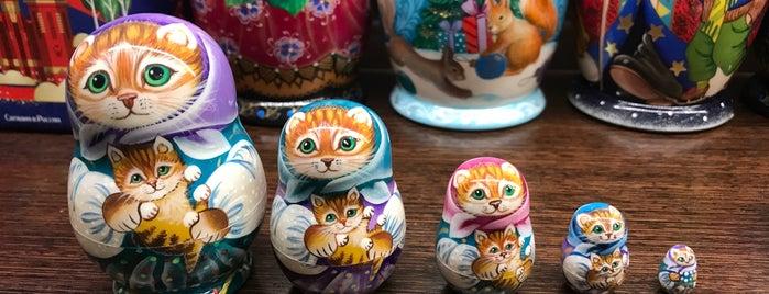Pushkin Art Gallery is one of St. Petersburg.