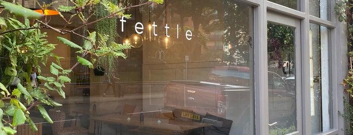 fettle is one of Lieux qui ont plu à Asli.