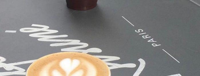 Café Kitsuné is one of Paris 💕.