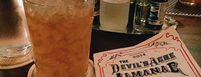 The Devil's Acre is one of Boozin'.