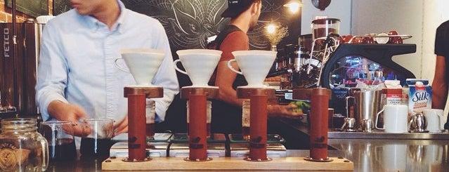 Early Bird Espresso & Brew Bar is one of Coffee.
