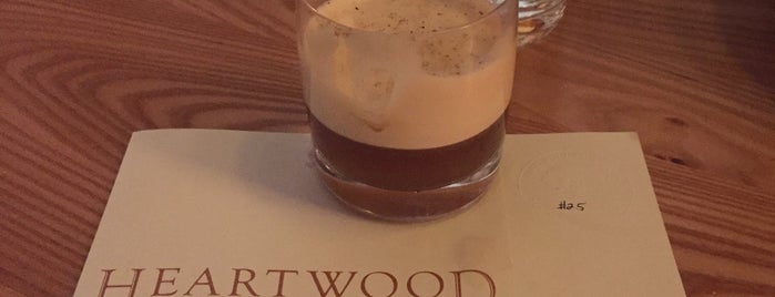 Heartwood Provisions is one of Boozin'.