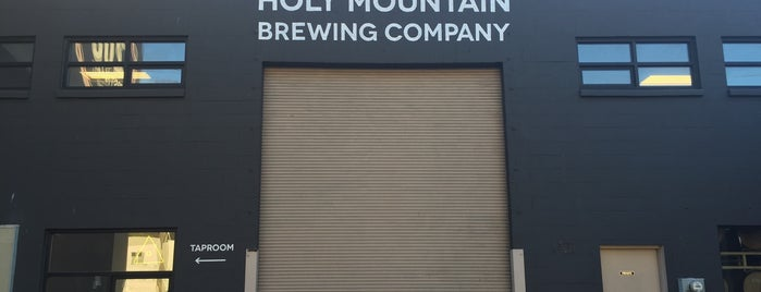 Holy Mountain Brewing Company is one of Boozin'.