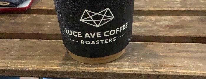 Luce Avenue Coffee is one of Orte, die rodney gefallen.