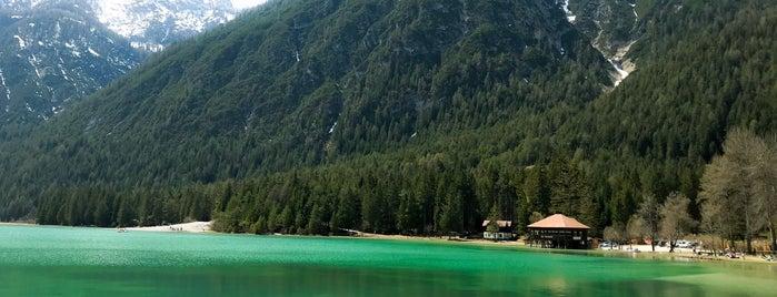 Lago di Dobbiaco is one of Lieux qui ont plu à Daniele.