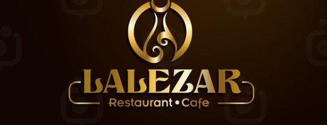 Lalezar Restaurant ve Cafe is one of Göynük.