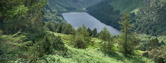 Wicklow Mountains National Park is one of Locais curtidos por Zia.