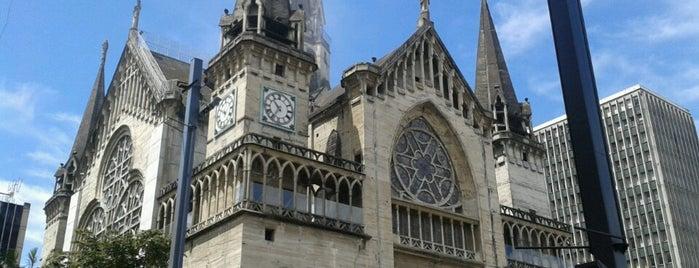 Catedral Basílica de Manizales is one of Lugares favoritos de Federico.