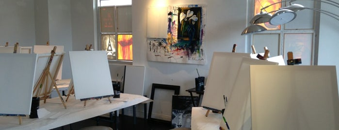 Painting With A Twist is one of Miami / Ft. Lauderdale.