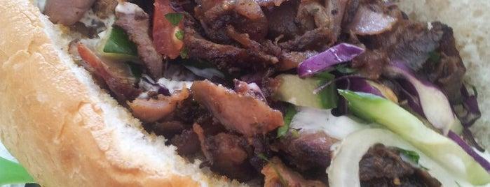 Kebabistan is one of Food.
