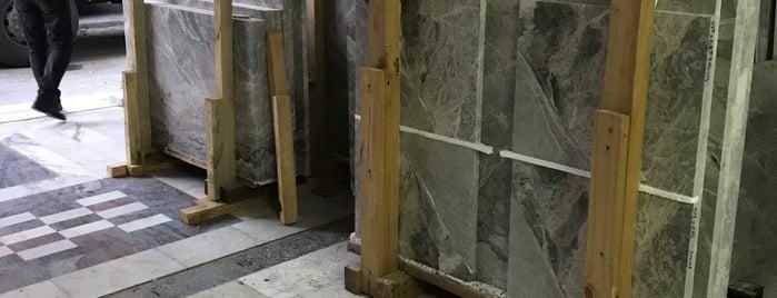 kaan mermer & granit is one of isg.