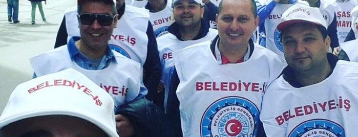 Kalabak Su Dolum Tesisleri is one of eskisehir.