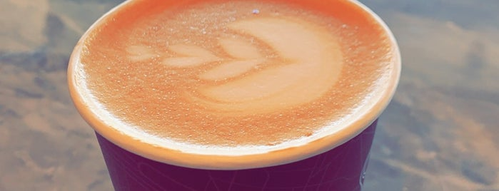Address Coffee is one of Study Spots.