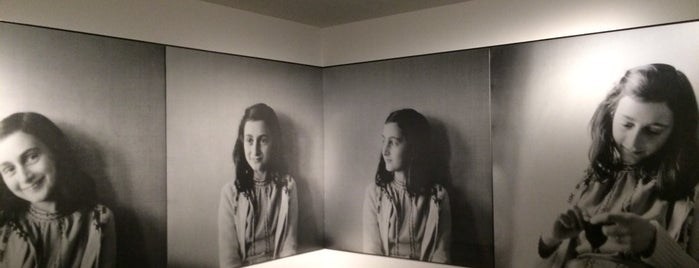 Maison Anne Frank is one of Musea Amsterdam.
