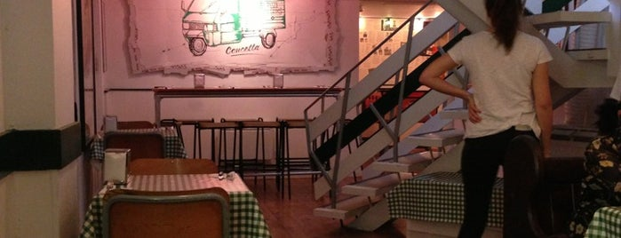 Pizza Pilgrims is one of London: restaurants, bars, cafes.