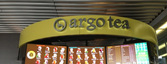 Argo Tea is one of Yummy Food...