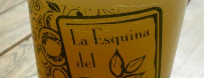 La Esquina del Té is one of café/té.