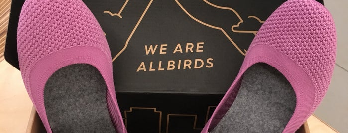 Allbirds is one of Kawikaさんのお気に入りスポット.