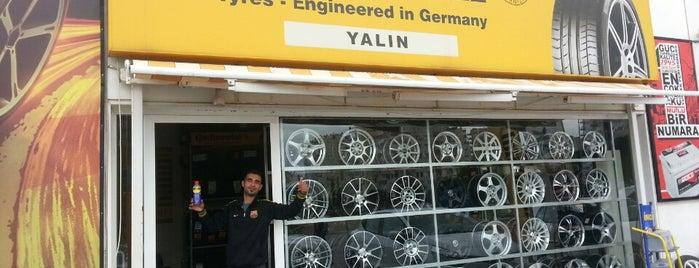Yalın Petrol Continental is one of สถานที่ที่ Ali ถูกใจ.