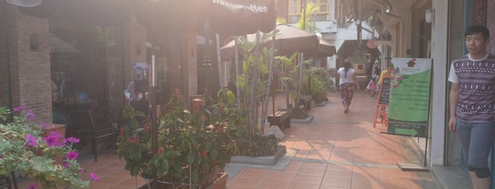 Nimman Promenade is one of Chiang Mai.