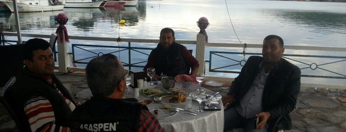 mandalya balık restaurant is one of Bodrum.