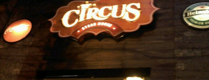 Circus SteakHouse is one of Belém, restaurantes.