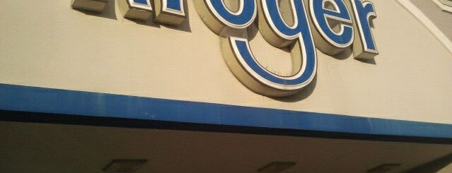 Kroger is one of Locais curtidos por Kayla.