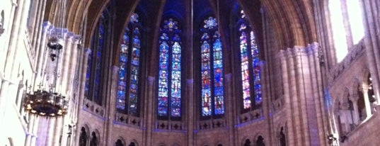 Riverside Church is one of Tom 님이 저장한 장소.