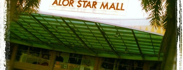 Alor Star Mall is one of Locais curtidos por Rahmat.