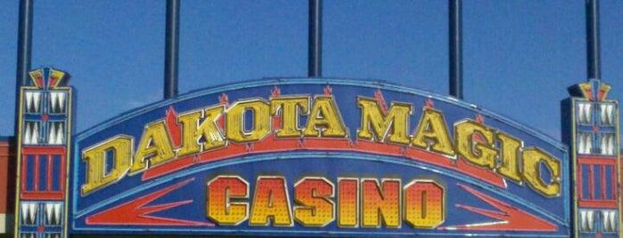 Dakota Magic Casino & Hotel is one of Native American Cultures, Lands, & History.