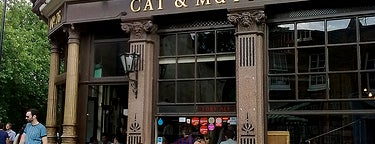 Cat & Mutton is one of STA Travel Favorite London Pubs.
