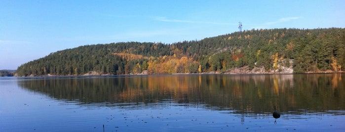 Ågelsjön is one of Posti che sono piaciuti a Maria.