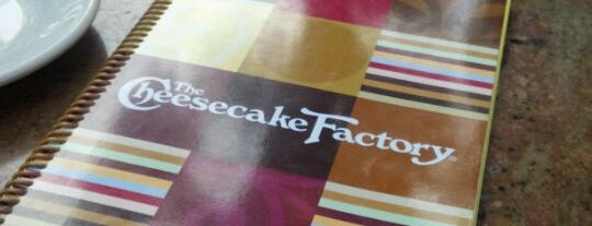 The Cheesecake Factory is one of Best of Fort Lauderdale.