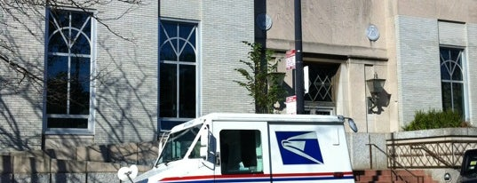 US Post Office is one of สถานที่ที่ Andy ถูกใจ.