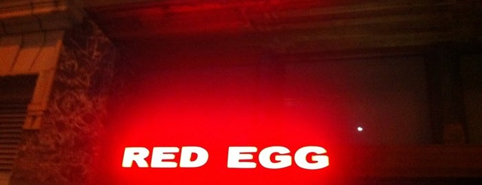 Red Egg is one of Asian.
