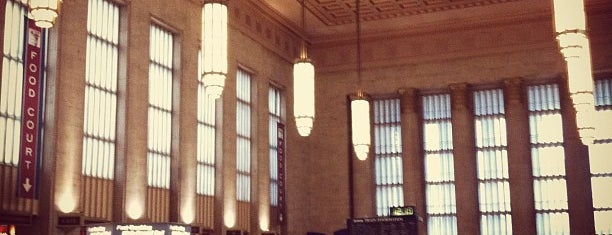 30th Street Station is one of Stuff that is awesome in Philadelphia.