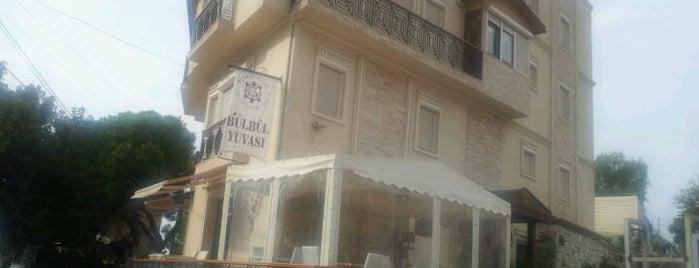 Bulbul Yuvasi Boutique Hotel is one of izmir.