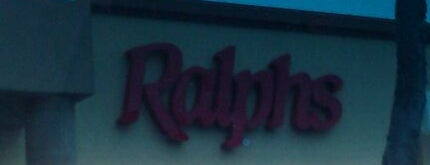 Ralphs is one of Lieux qui ont plu à Paco.