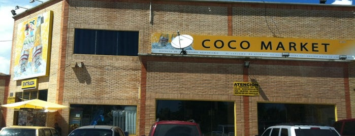 Coco Market is one of Top picks for Food and Drink Shops.