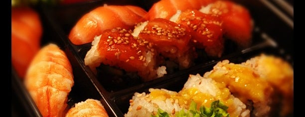 Sushi Club is one of Madrid Gourmand.