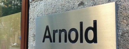 Arnold NYC is one of Orte, die Diana gefallen.