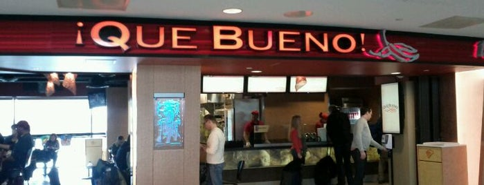 Que Bueno! Mexican Grille is one of สถานที่ที่ Bart ถูกใจ.